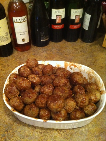 Chipotle meatballs | The Cookin Chicks