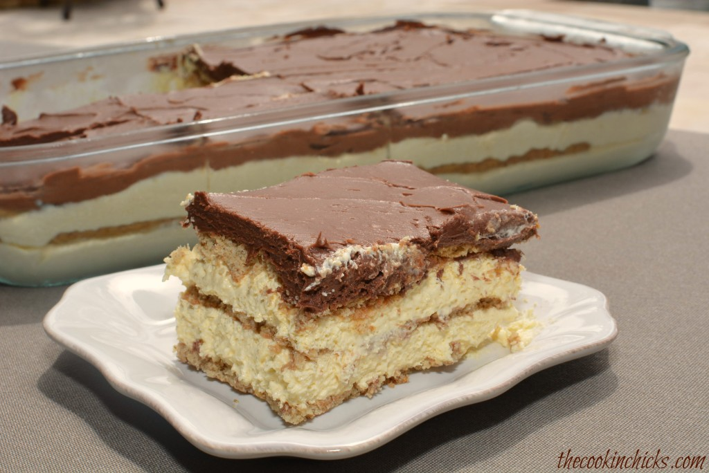 Chocolate Eclair Cake Frosting Karo Syrup