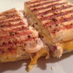 flavorful tuna and cheese served on italian bread and toasted