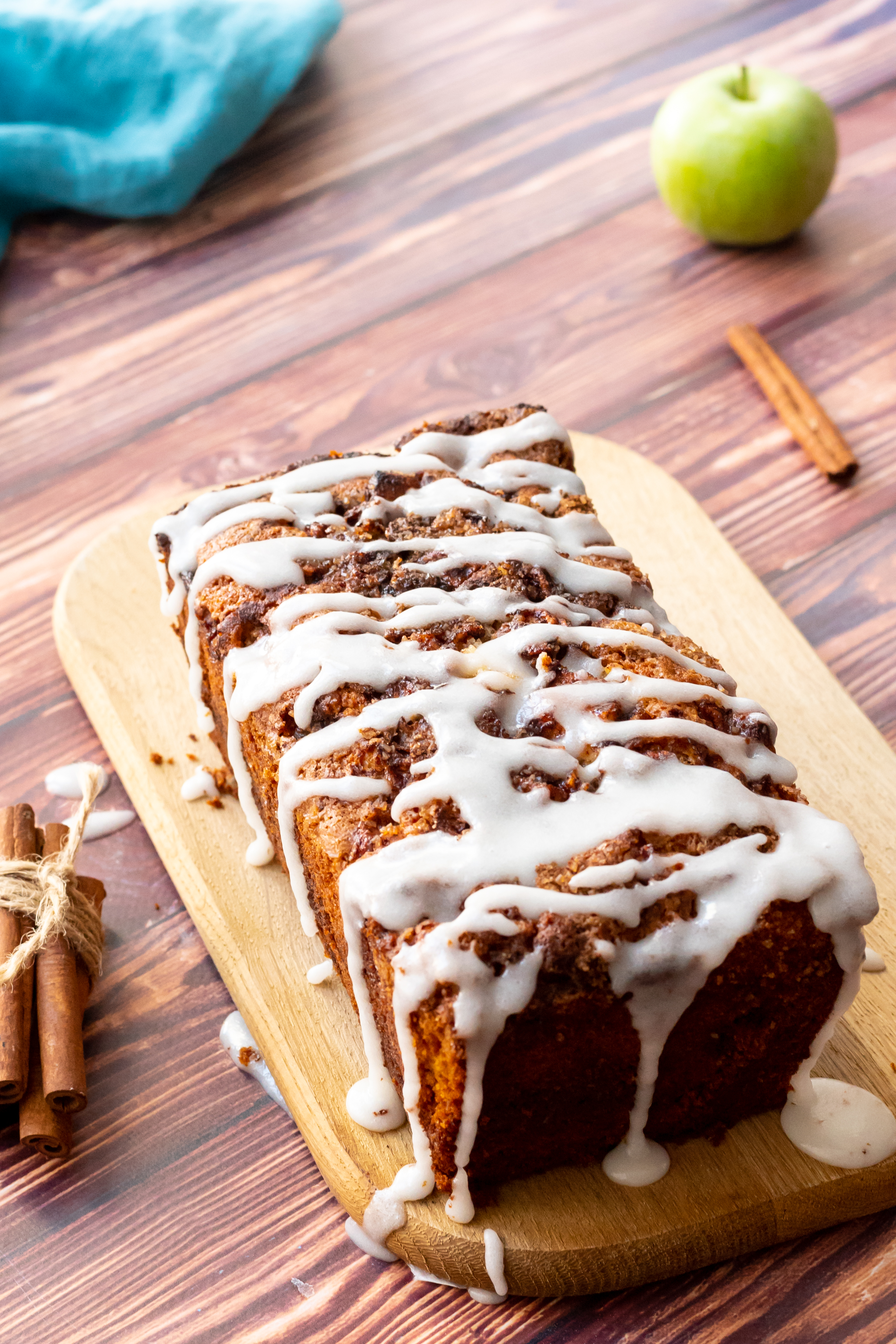 Awesome Country Apple Fritter Bread Recipe (Featured on ...