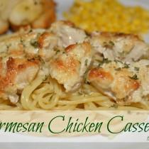 Parmesan Chicken Casserole