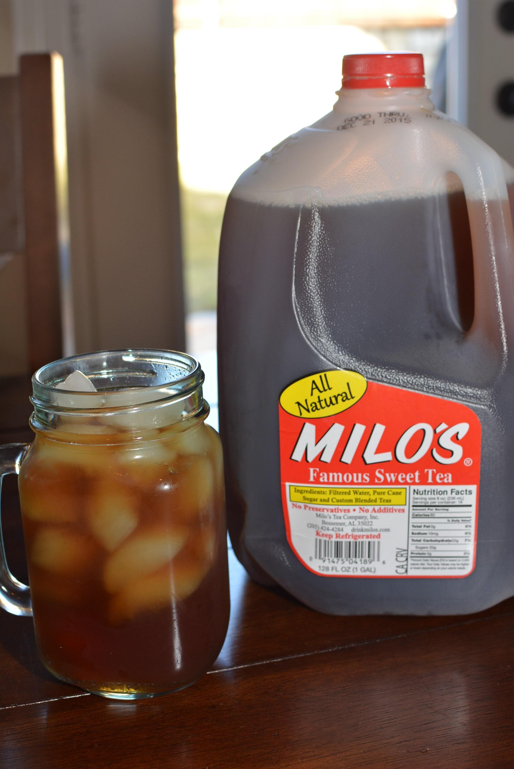 Milo's Famous Sweet Tea