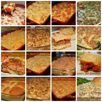 Top Casserole Recipes