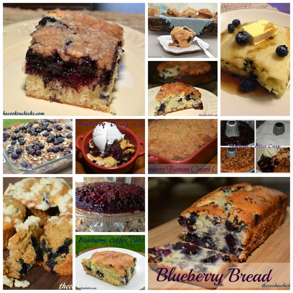Top Blueberry Recipes