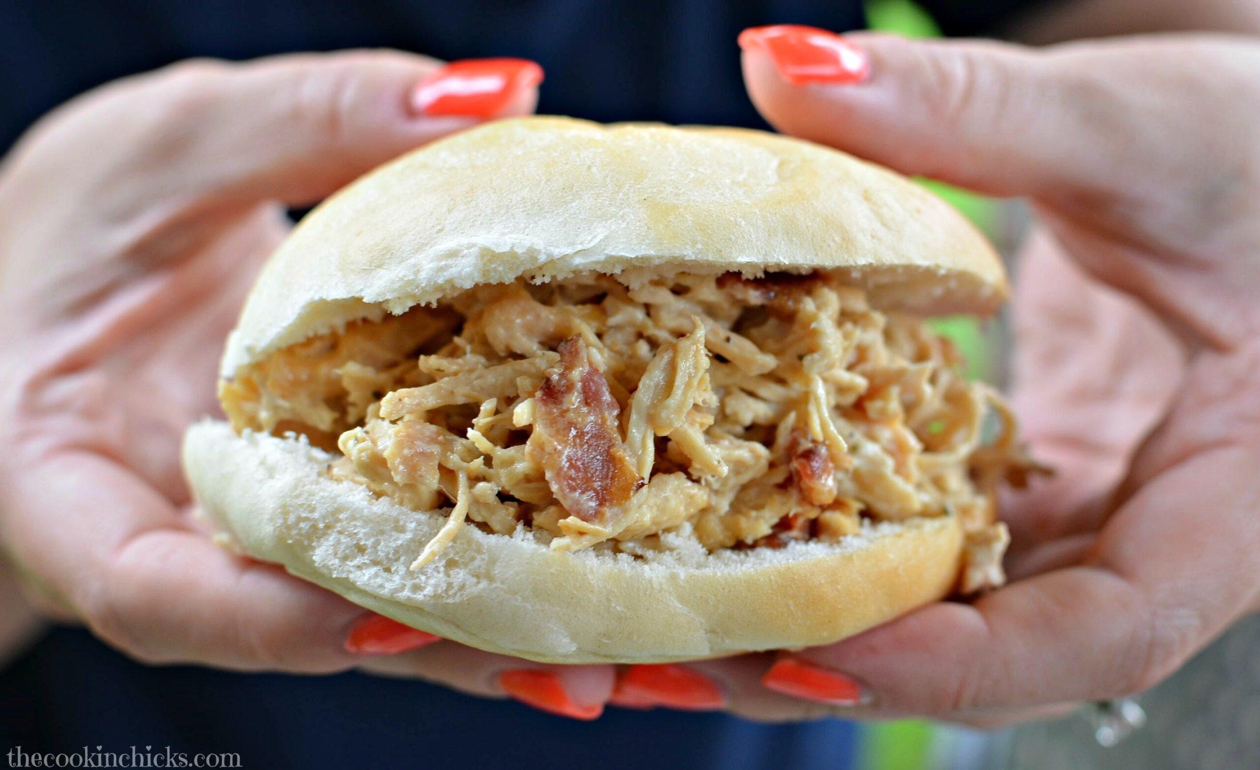 crack chicken and rice casserole recipe