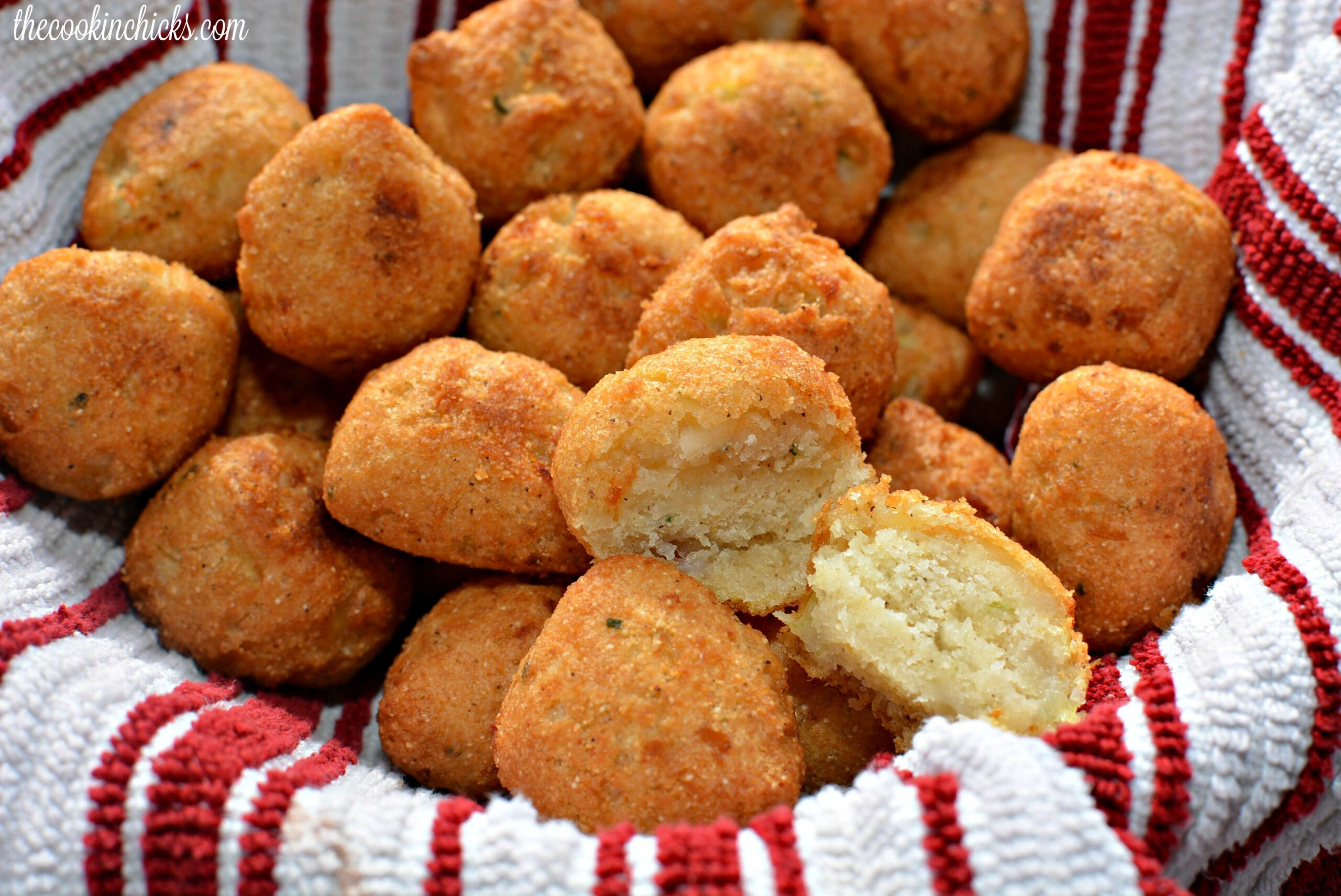 Southern Hush Puppies The Cookin Chicks