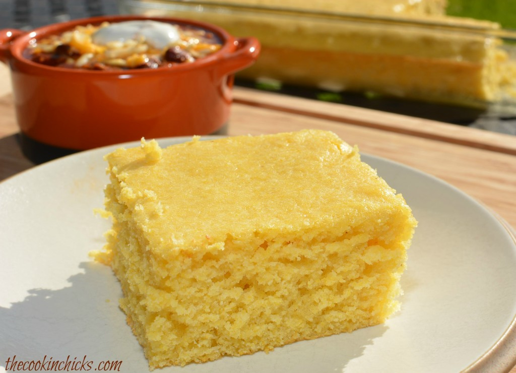 Knock Your Socks Off Cornbread