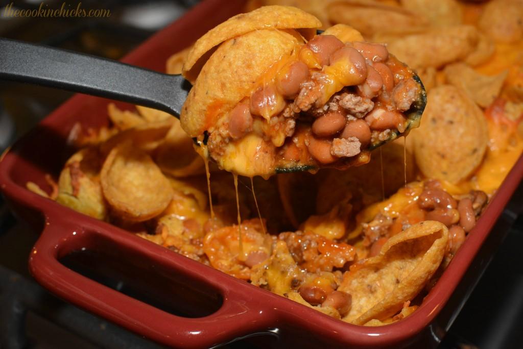 Frito Pie Casserole