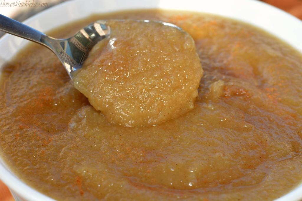 Mama's Homemade Applesauce
