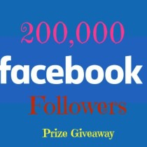 200k Prize Giveaway