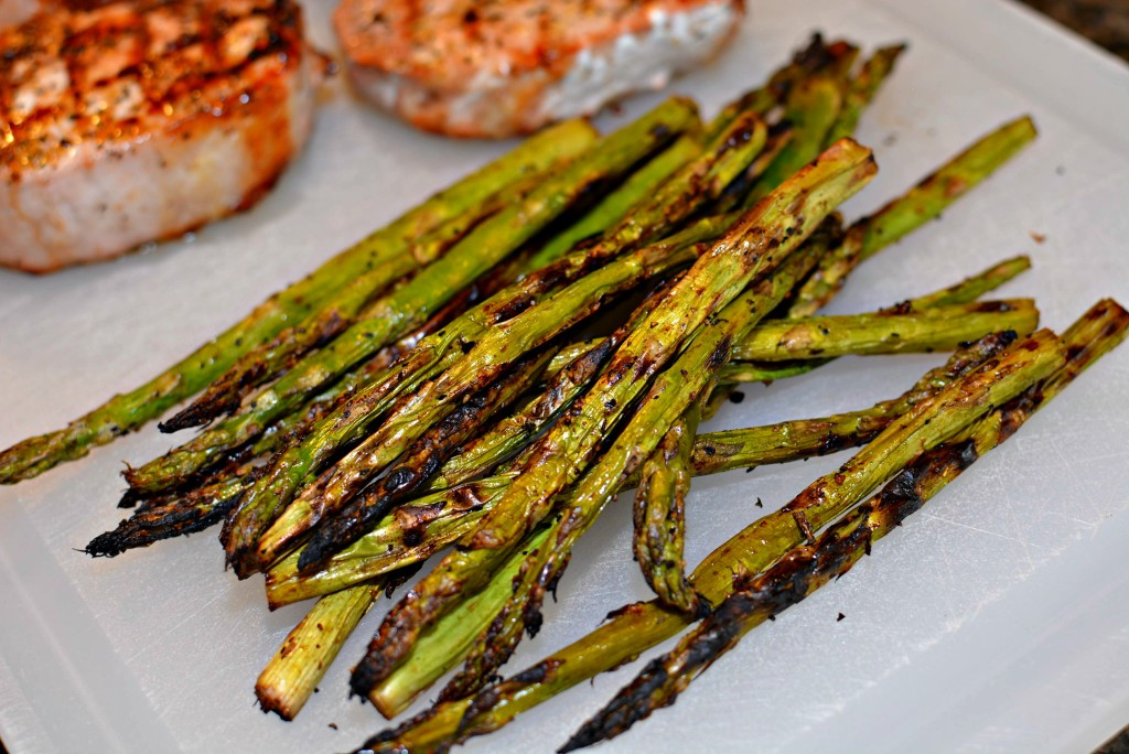 Balsamic Grilled Asparagus