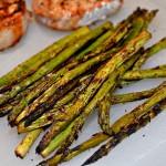 Balsamic Grilled Asparagus