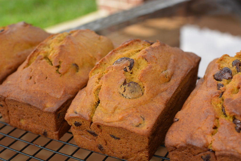 quick bread that is simple to make and packed with fall flavors