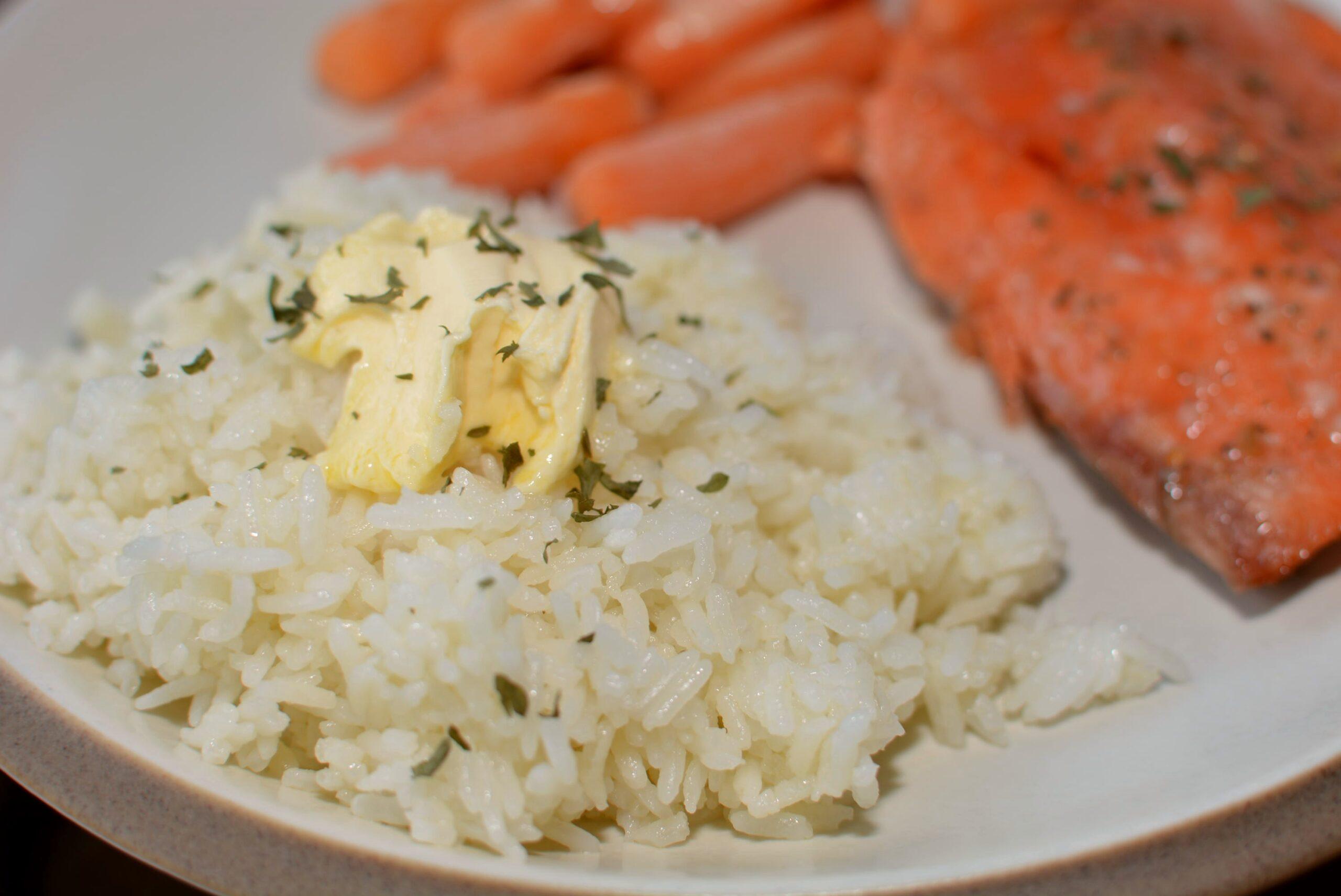 Instant Pot Jasmine Rice - The Cookin Chicks