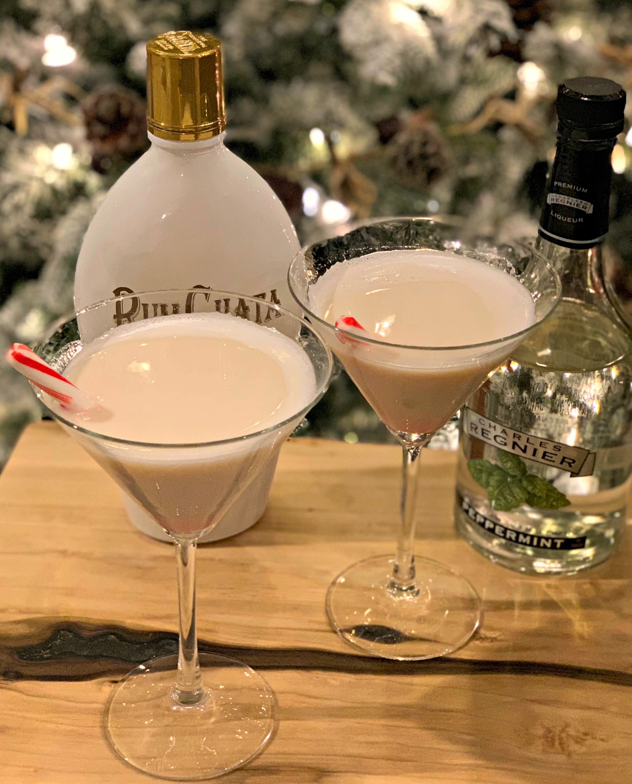 *Please drink responsibly! Print. White Christmas Cocktail