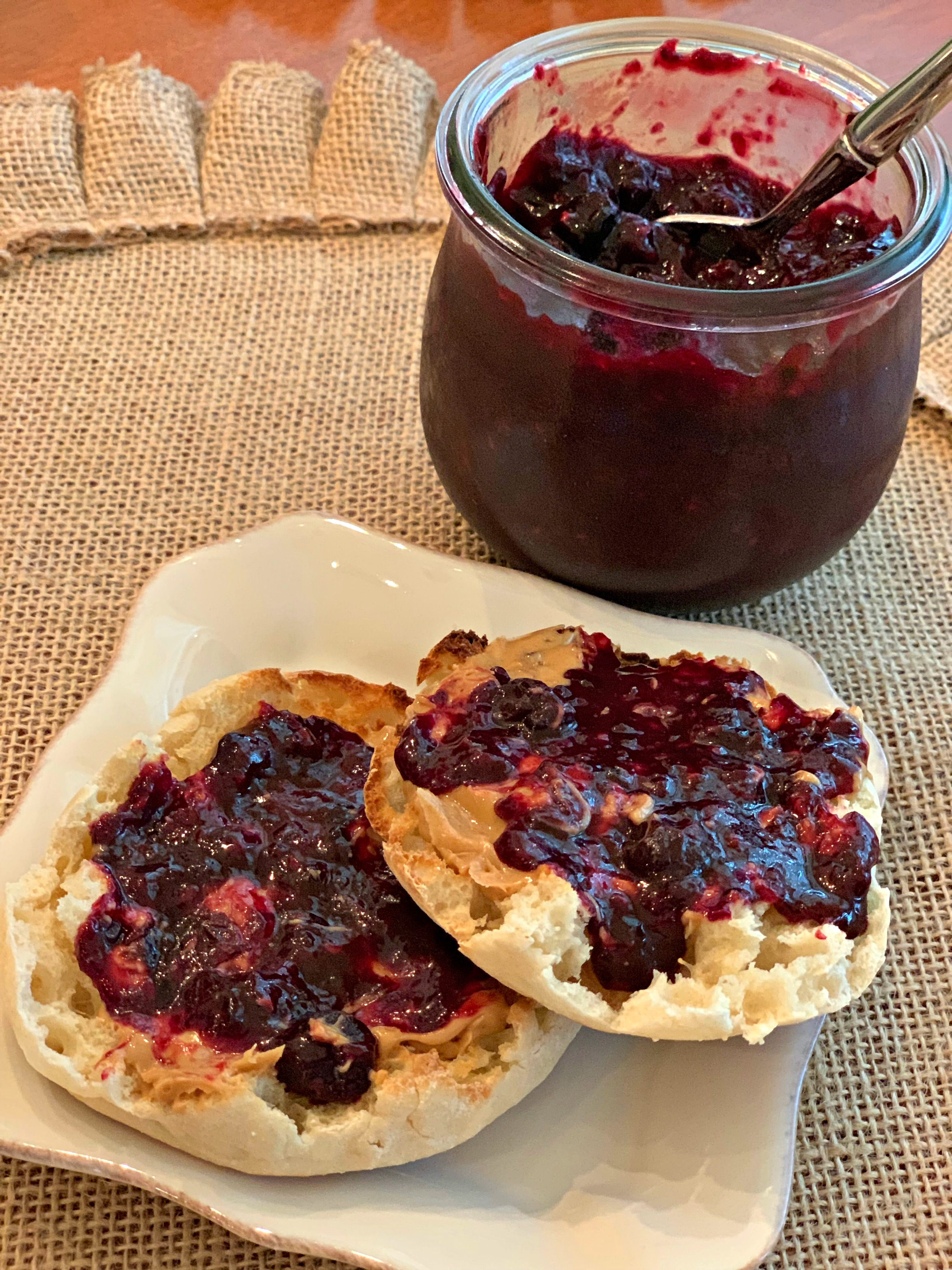 Instant Pot Mixed Berry Jam - The Cookin Chicks