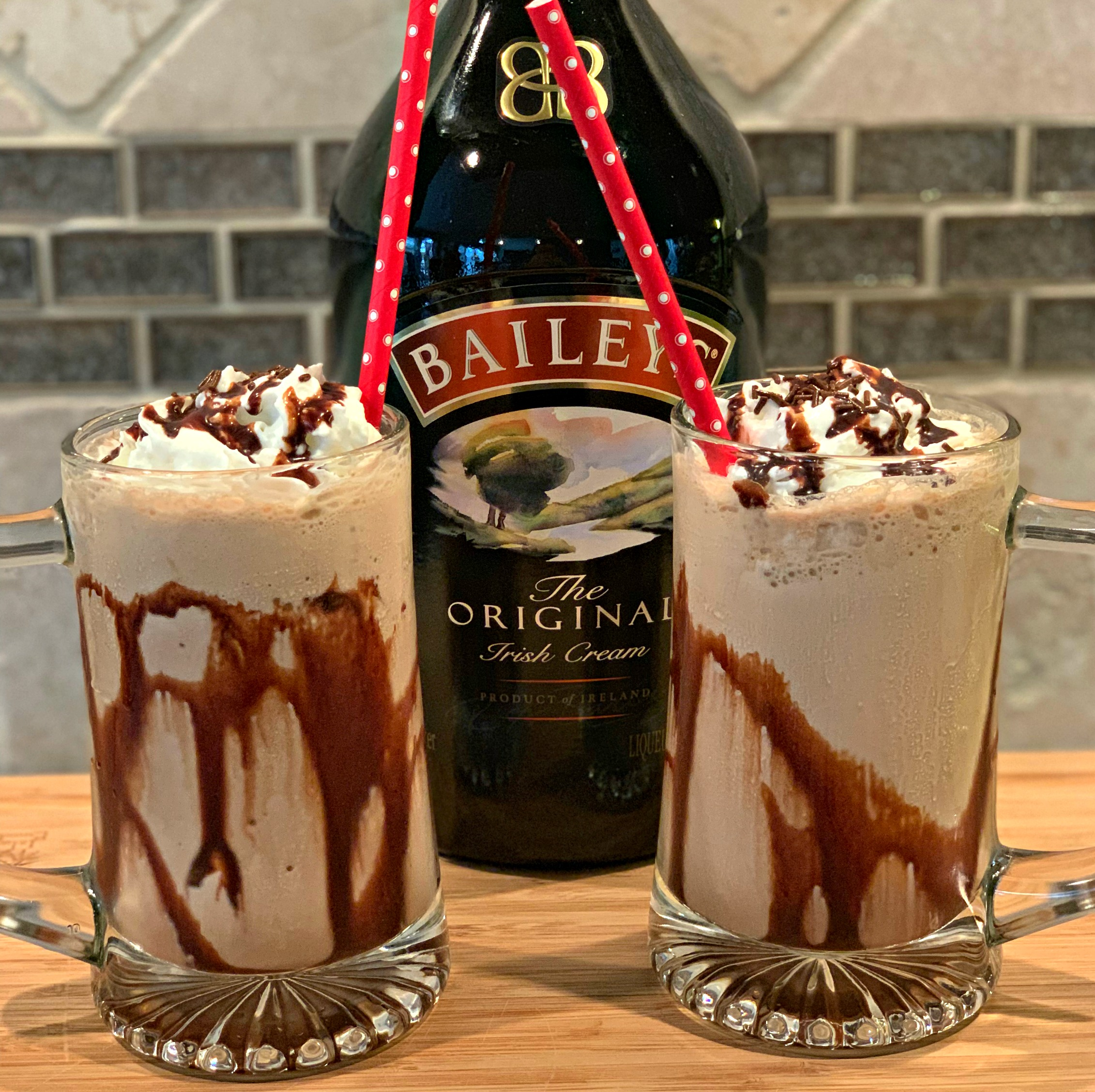 Bailey S Mocha Frappuccino The Cookin Chicks